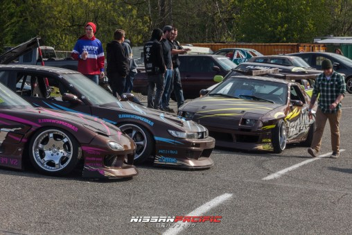 Villains Drift - Nate Shewchuk, Jason Cowles, Scott Pham