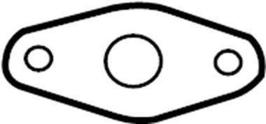 Nissan Xterra Egr Valve Gasket. Gasket Egr Guide Tube