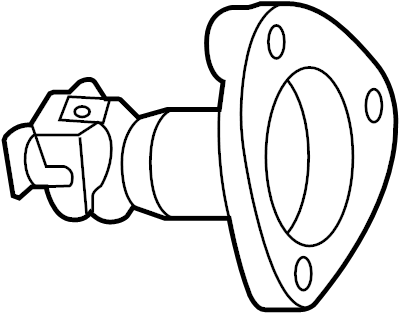 Knock Sensor Wiring Harness 2002 Xterra