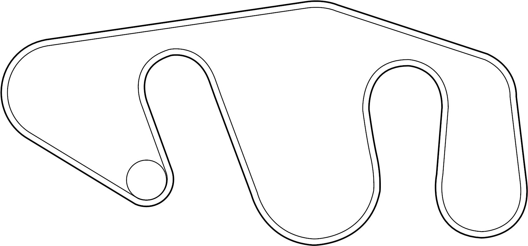 Nissan Pathfinder Serpentine Belt Altern
