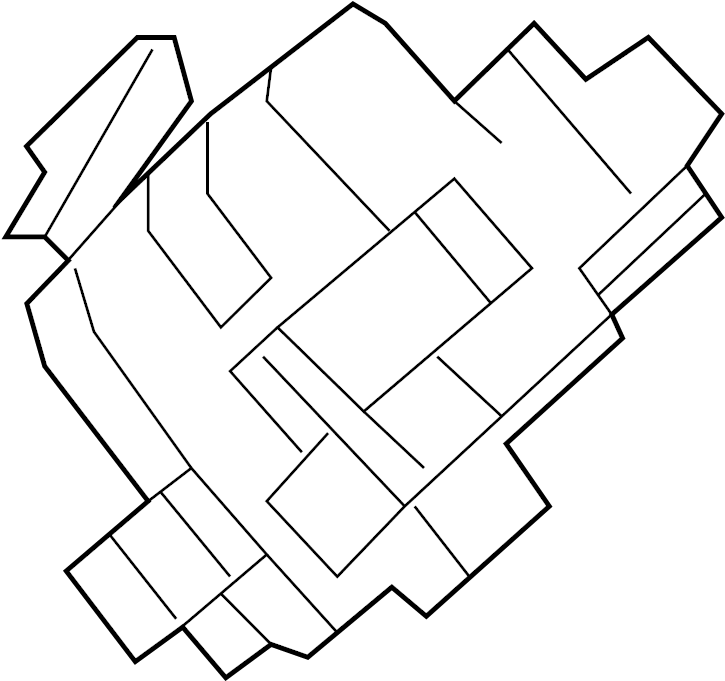 Nissan Pathfinder Junction Block. HARNESS, ENGINE, CONTROL