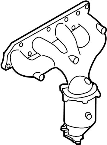 Nissan Altima Service File Manifold Exhaust. MODEL, INTAKE