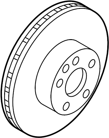 2015 Nissan Altima Disc Brake Rotor. Wheels, Alloy, Left
