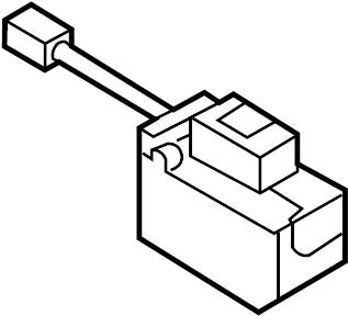 2008 Nissan Altima Lock. Ignition. Steering. Column