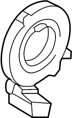 2014 Nissan Versa Angle sensor. Body. Clockspring. Switch