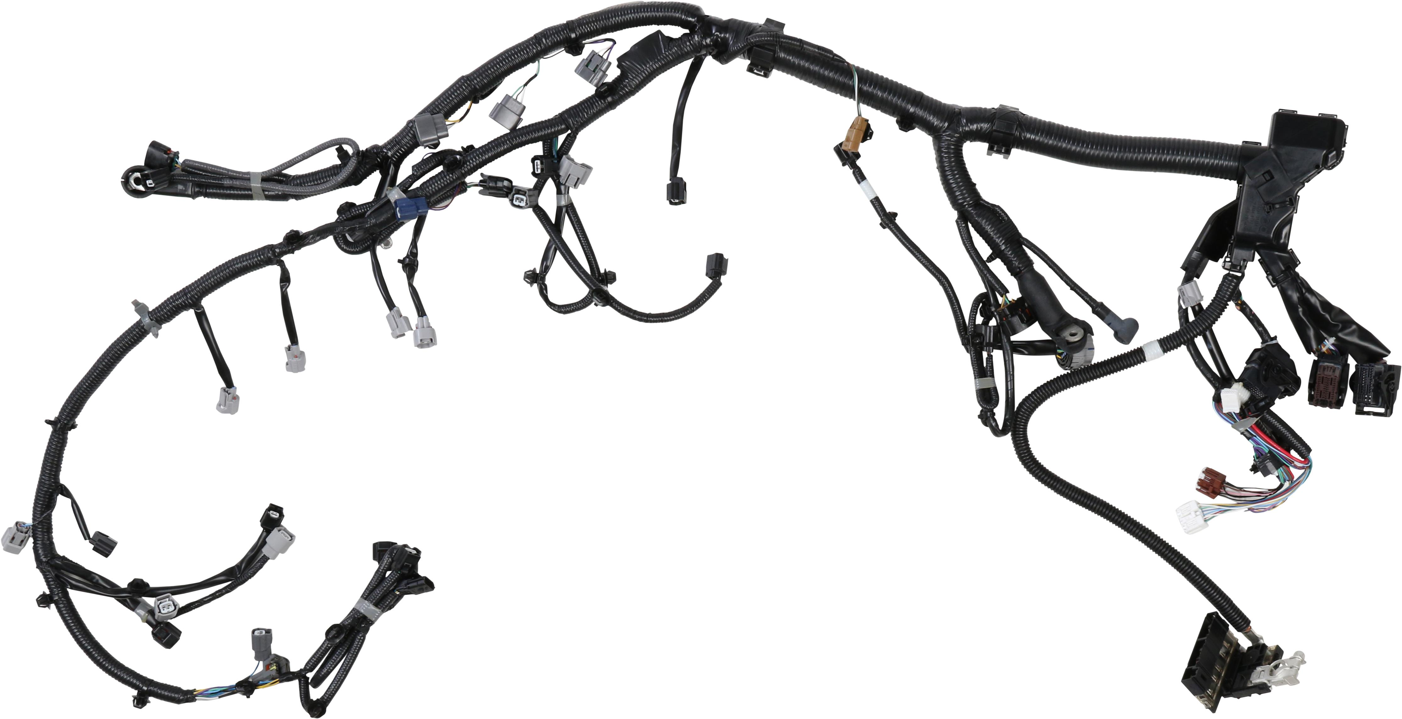Nissan Altima Engine Wiring Harness Front End Room