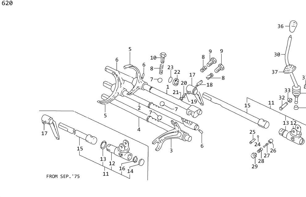 Datsun 280Z Comp Guide, Striking. Plug Checking Ball