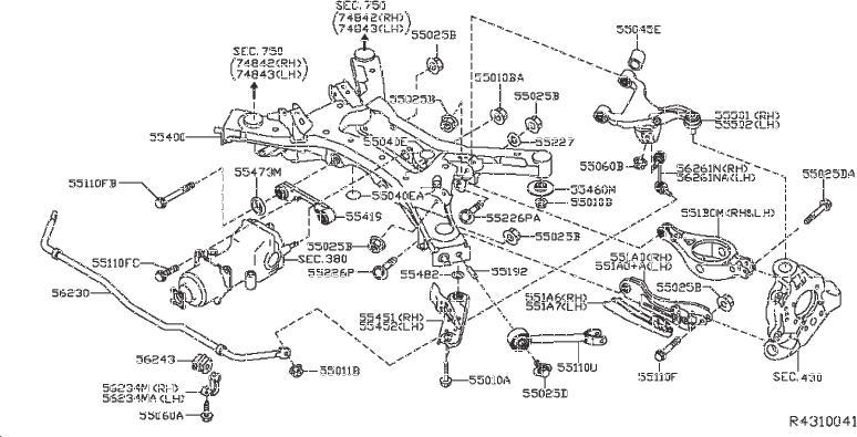 Nissan Pathfinder Alignment Camber Adjusting Eccentric