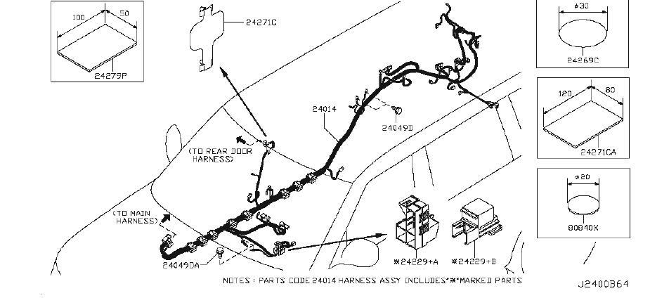 2018 Nissan Armada Fuse Box Diagram / 2009 Nissan Armada