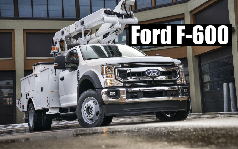 new 2020 ford f 600 chassis