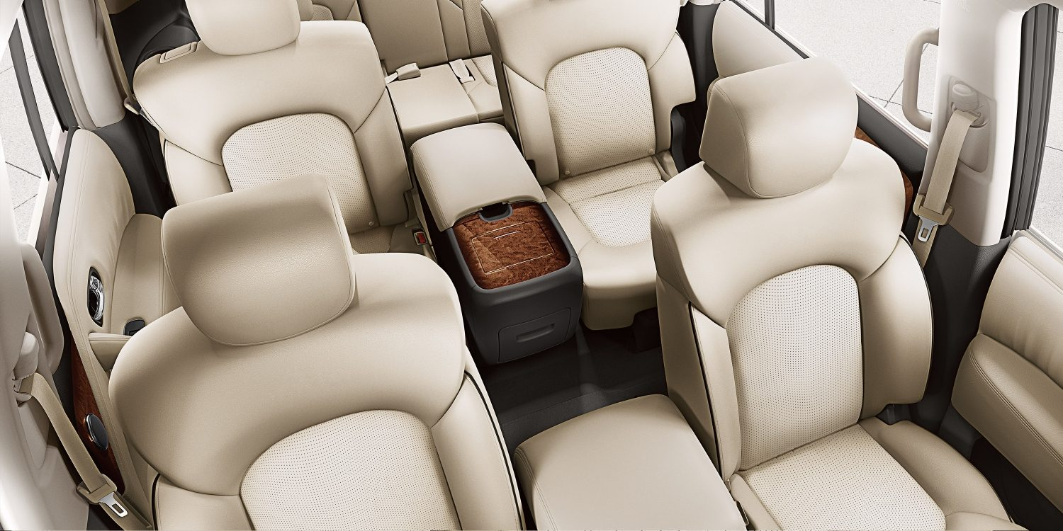 Suv With Captain Chairs 2019 Nissan Armada Colors Photos Nissan Usa