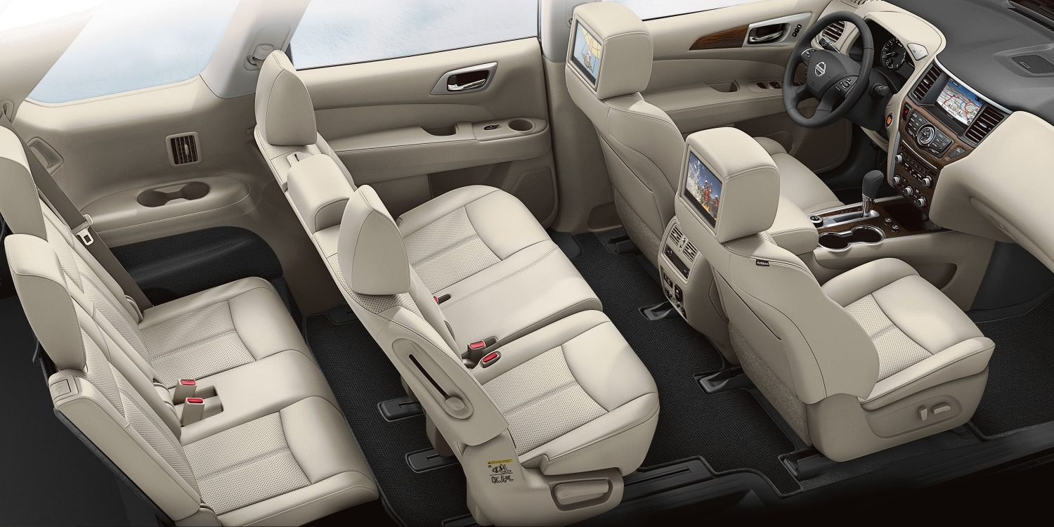 Suv With Captain Chairs 2019 Nissan Pathfinder 7 Passenger Suv Nissan Usa