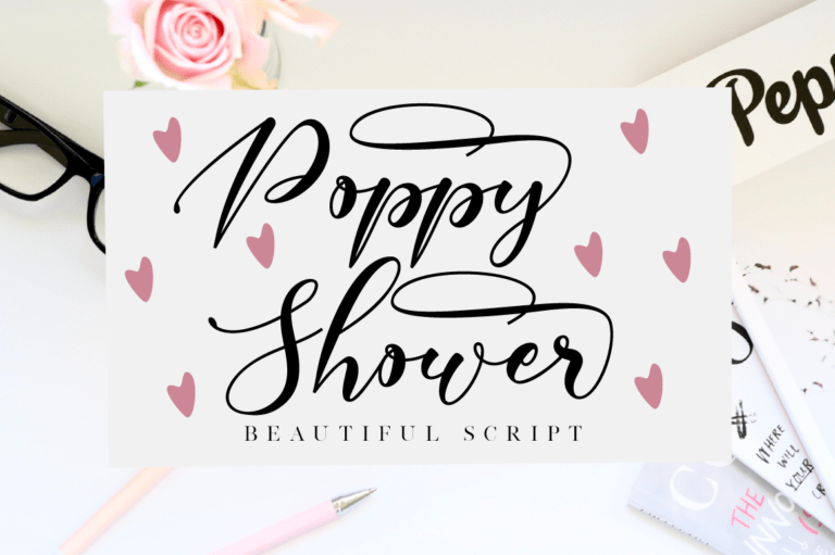 Preview image of Poppy Shower Script