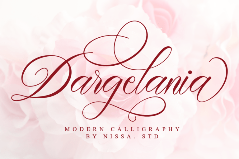 Preview image of Dargelania Script