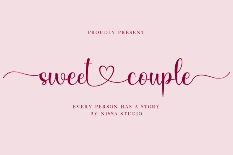 Preview image of Sweet Couple Script