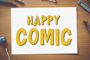 Happy Comic