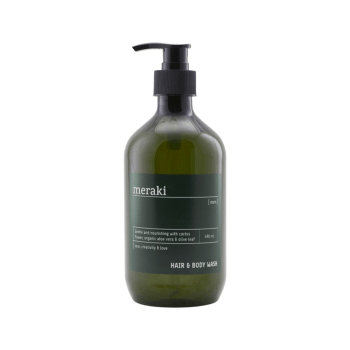 Hair & body wash - Men von meraki