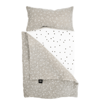 Bedding für Puppenbett - Starry night von ooh noo