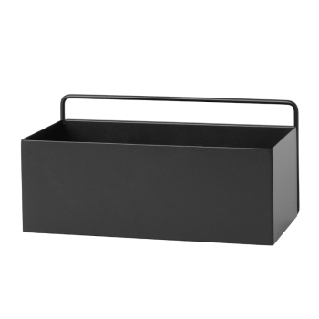 Wandbox – Rectangle schwarz von Ferm living