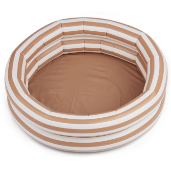 Pool – Leonore Stripe tuscany rose_creme von Liewood