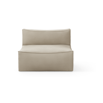 Sofa - Catena Center L | Rich Linen von Ferm Living