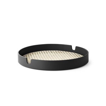 Tablett - Salon Tray black von Normann Copenhagen