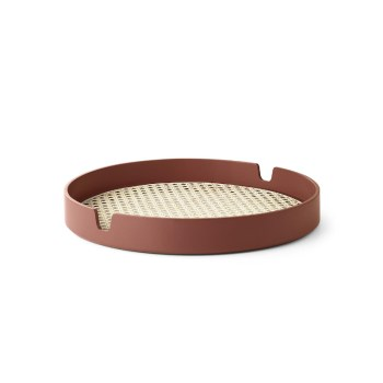 Tablett - Salon Tray rust von Normann Copenhagen