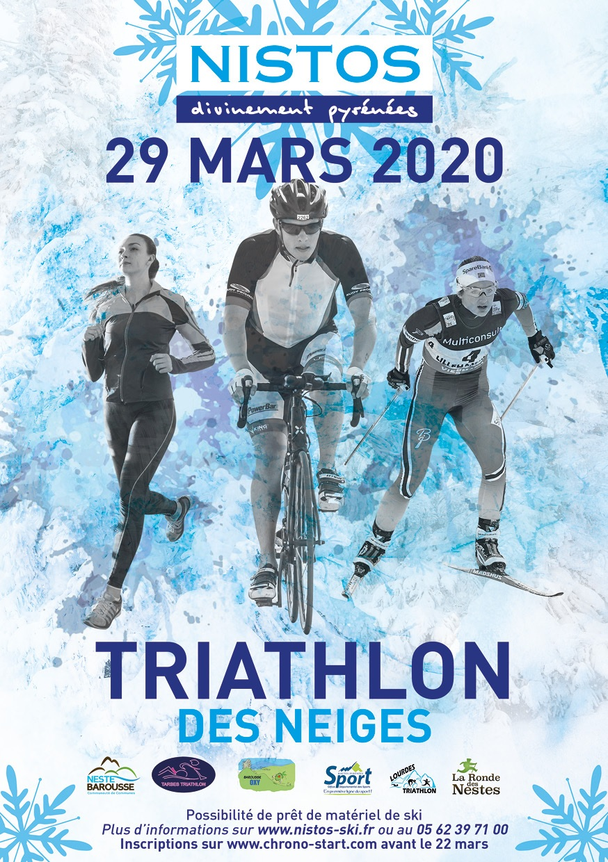 triathlon des neiges