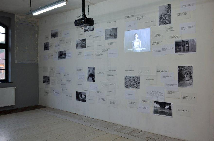 Jurnalul unei discutii despre educatie si altele-Cluj 1