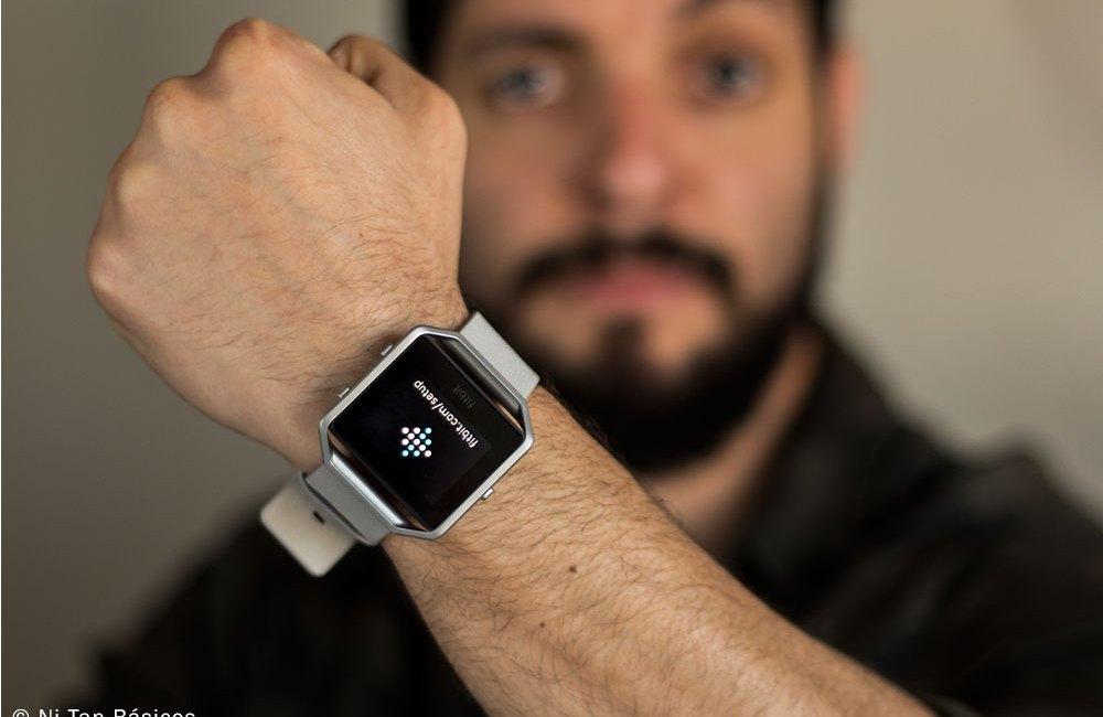 Fitbit Blaze, un reloj disenado para la actividad fisica - portada