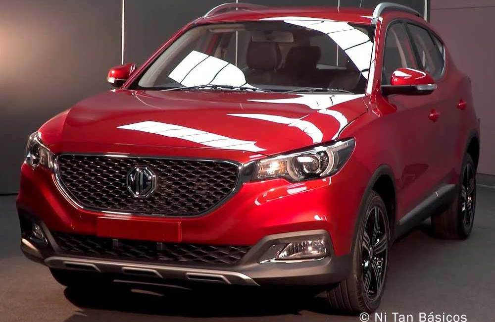 MG ZS un SUV Compacto que-promete --Portada
