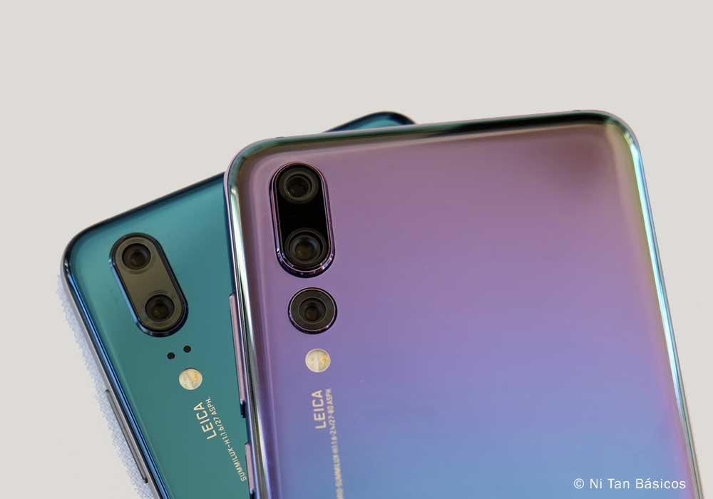 Huawei P20 PRO, ya es una realidad y su cámara un sueño-portada