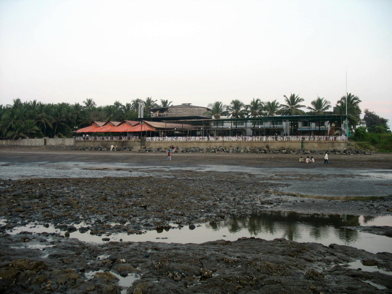 Hotel Miramar At Daman A Wide Angle View Of India
