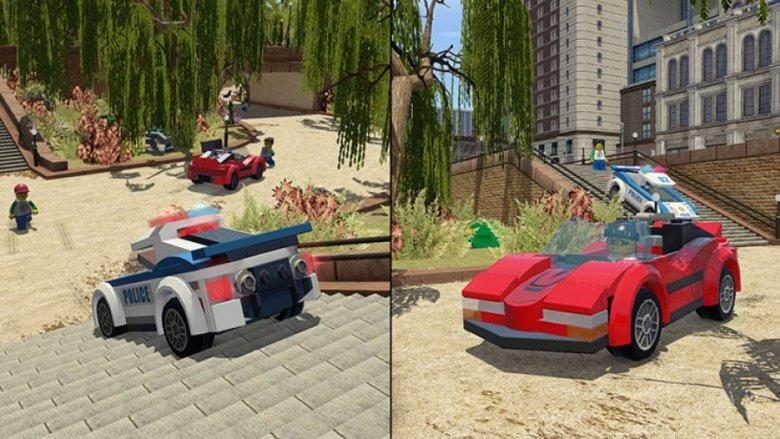 2 player mode