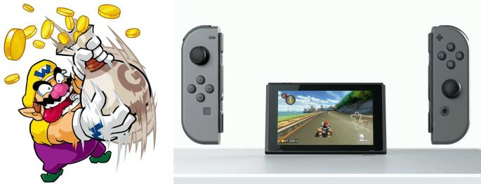 Latest Nintendo Switch Sales