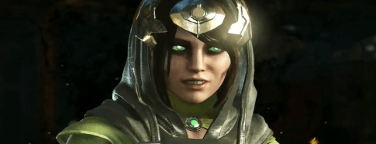 Injustice 2 Trailer - June Moone Is Here - Enchantress