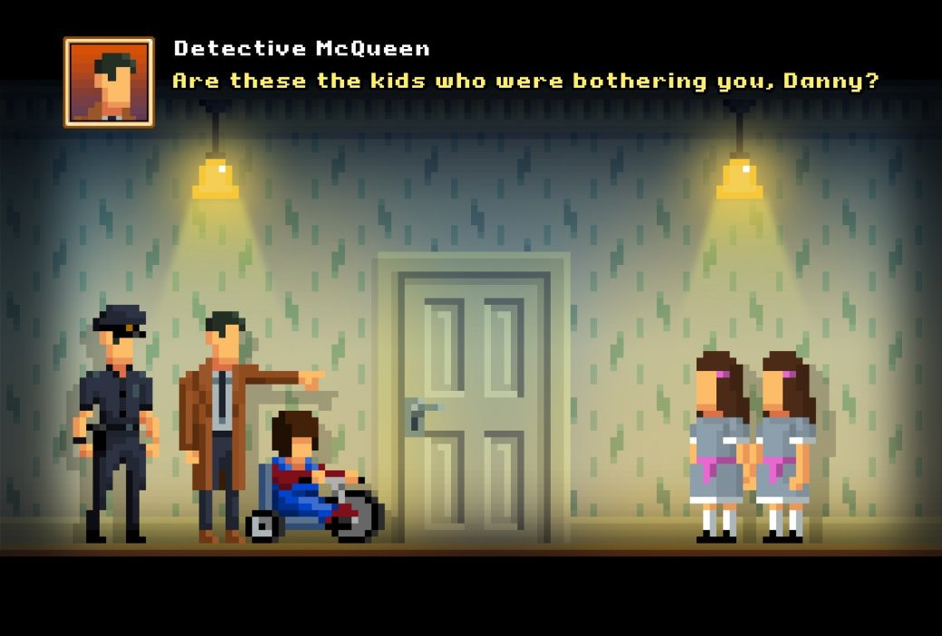 The Darkside Detective Review