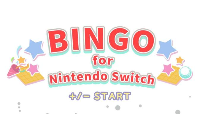 Bingo Review Nintendo Switch