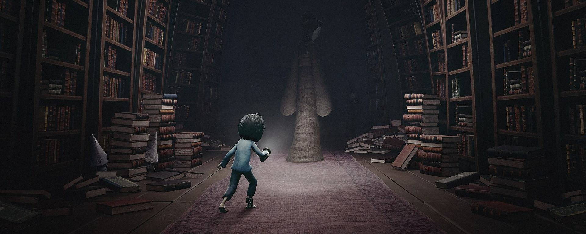 Little Nightmares Episode 3: The Residence Review