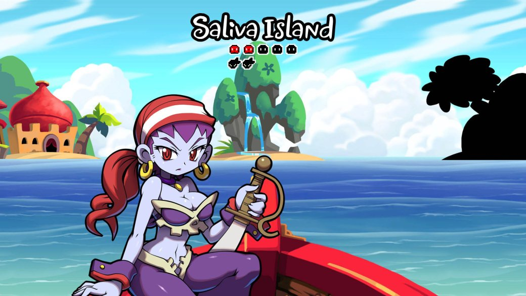 Shantae and the Pirate's Curse Review Nintendo Switch