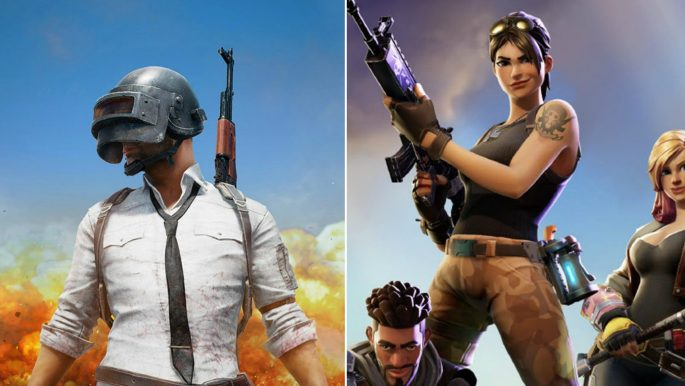 Battle Royale: The New Zombies?