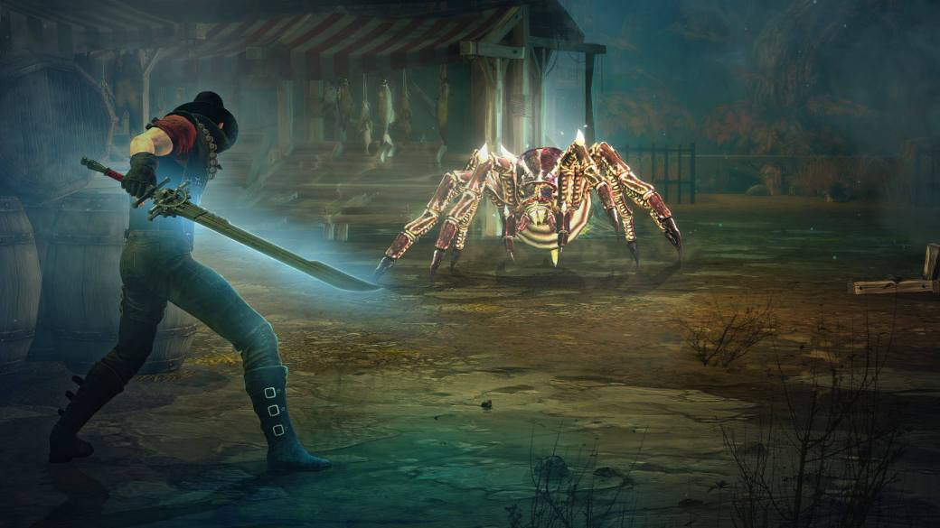 Victor Vran: Overkill Edition Review Switch
