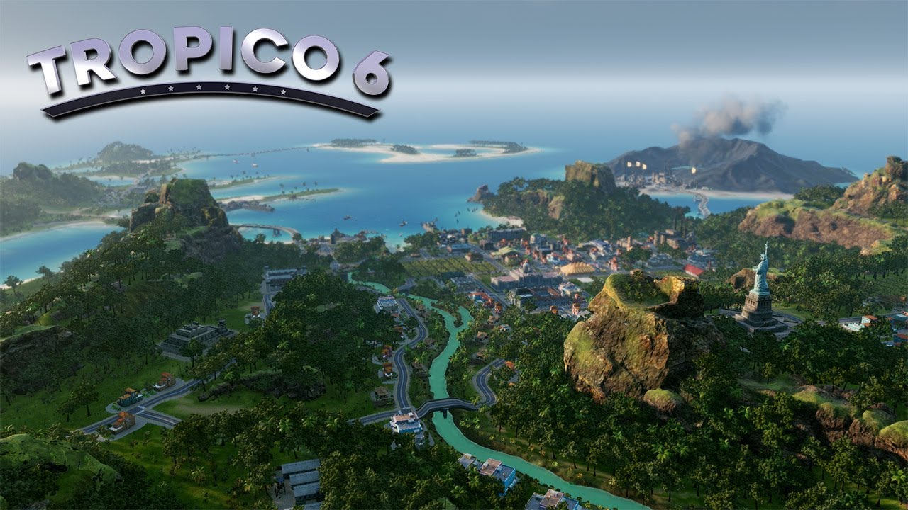 Pre-Order Tropico 6 For PC And Gain Exclusive Access To The Beta