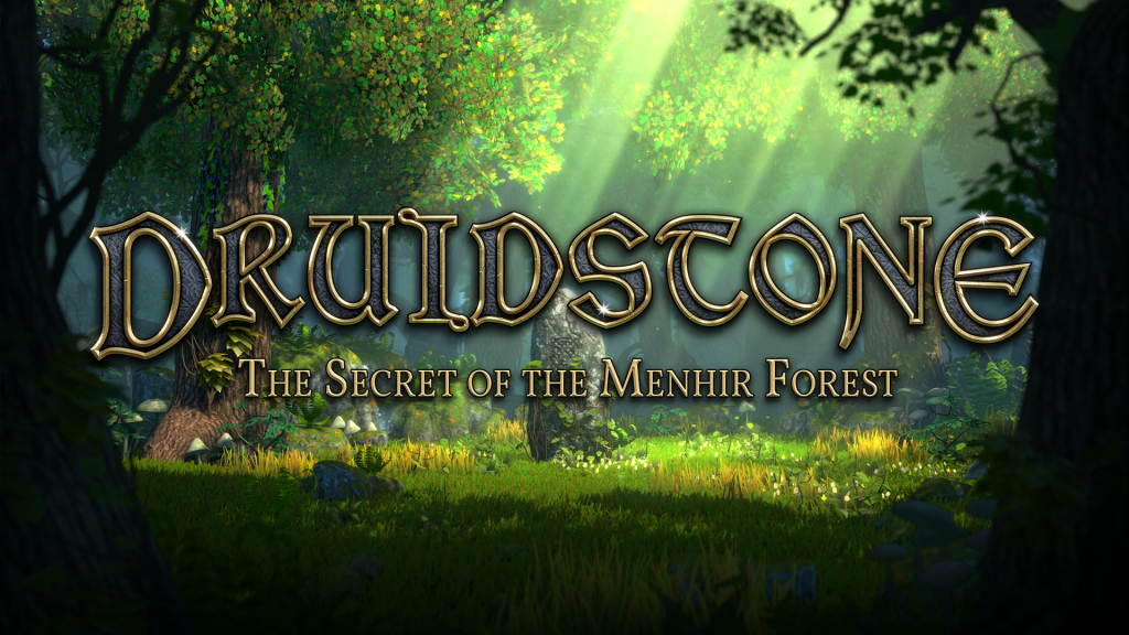 New RPG Druidstone: The Secret Of The Menhir Forest Receives First Trailer