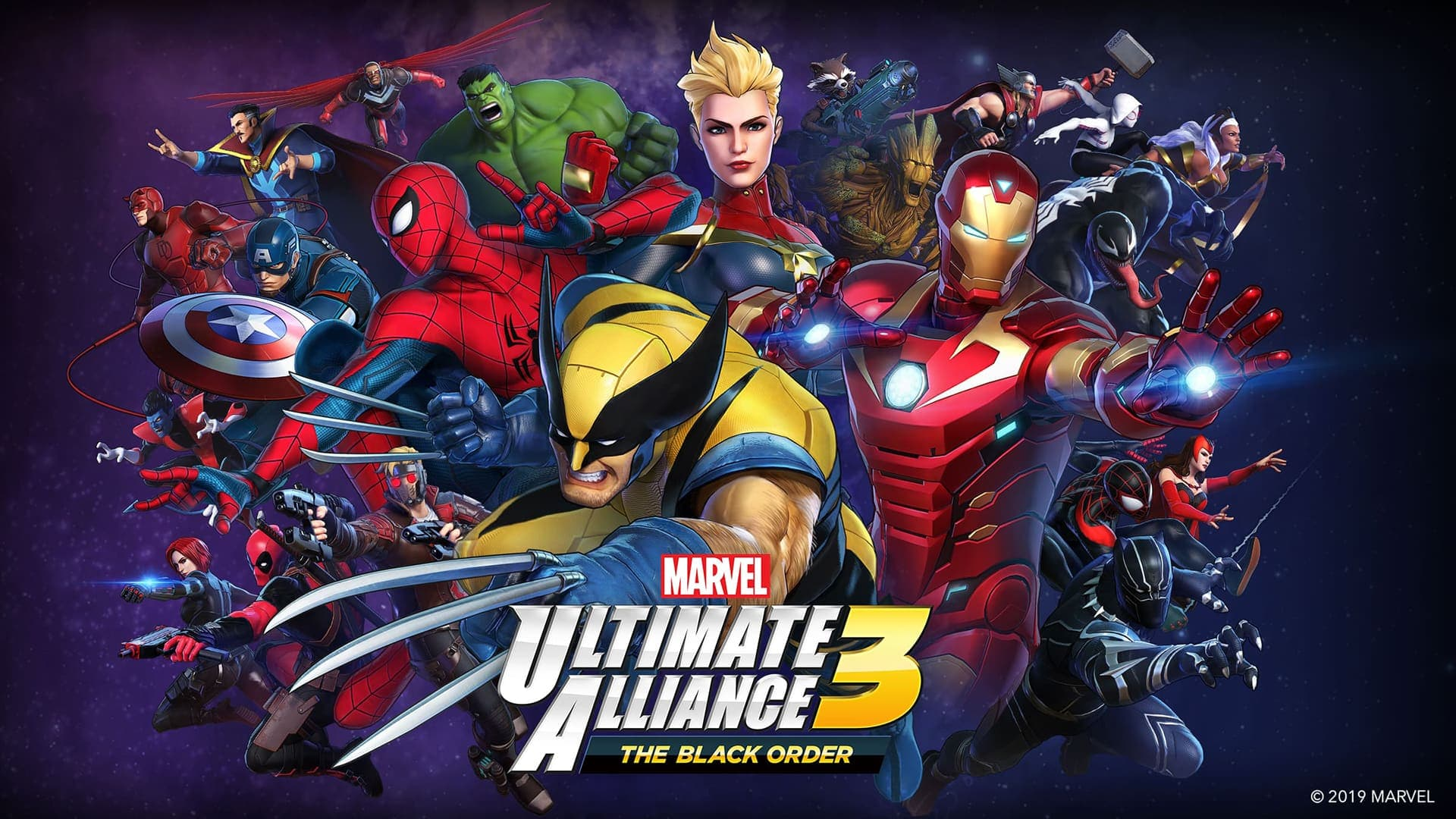 Ultimate Alliance 3 Shows Off Ghost Rider, Elsa, Elektra