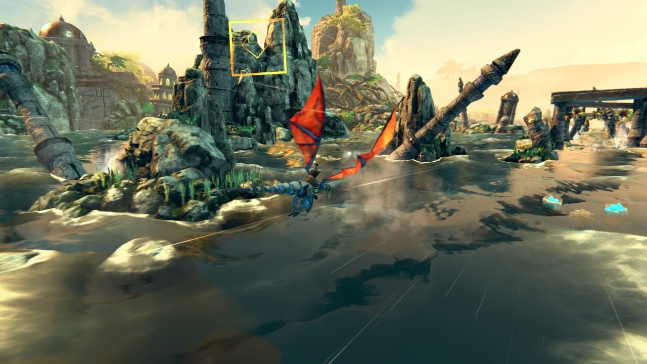 Panzer Dragoon on Nintendo Switch