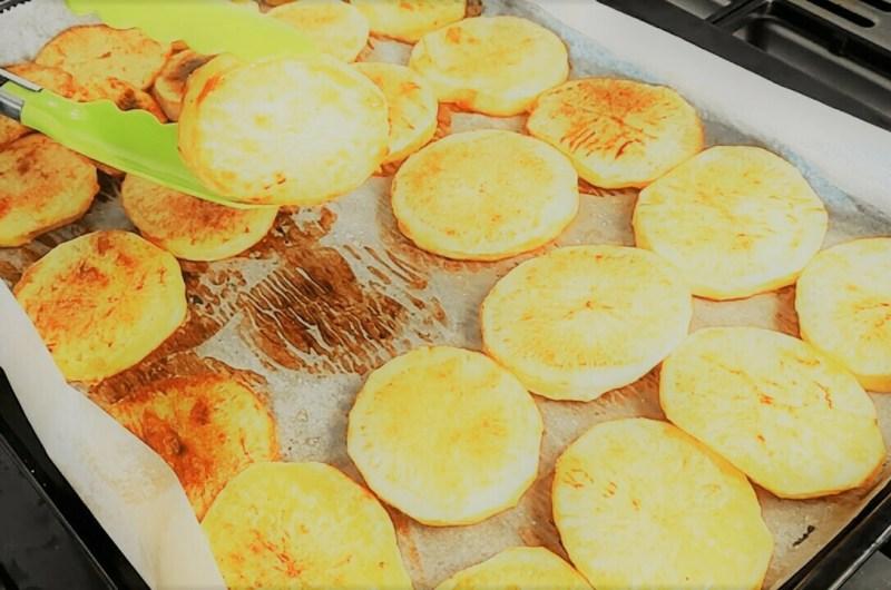 Roasting Potatoes (Crispy)