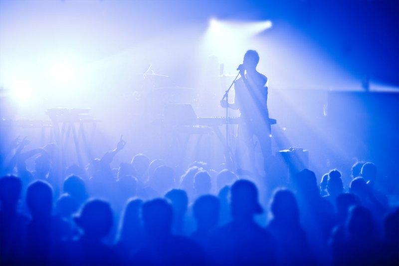 Eletronic Live Act - NiteCrawlers