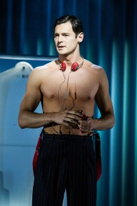 Benjamin Walker. Production Photo by Jeremy Daniel
