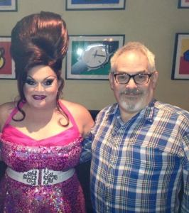 Ginger Minj and Bart Greenberg